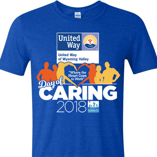 United Way of Wyoming Valley T-Shirt