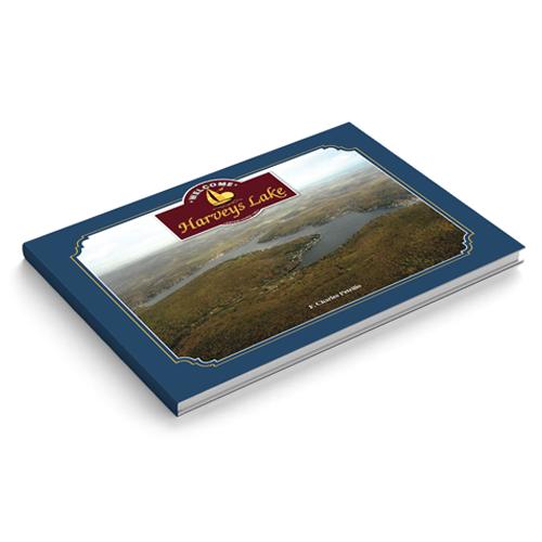 Harvey's Lake Book