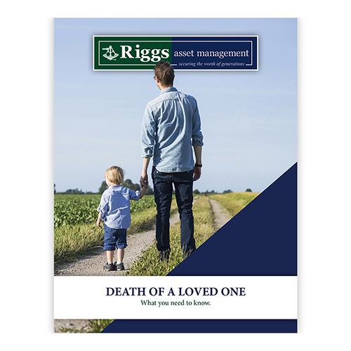 Riggs Asset Management Brochure