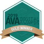 Coal Creative - AVA Digital Awards Gold Winner