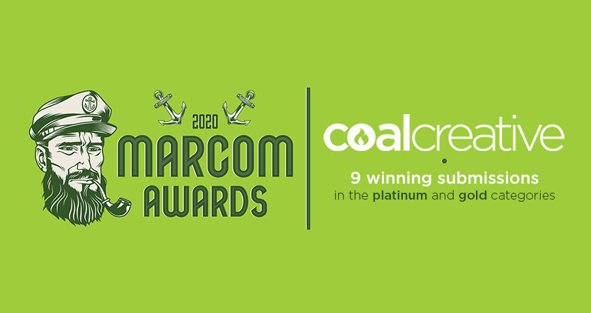 Coal Creative Marcom Awards