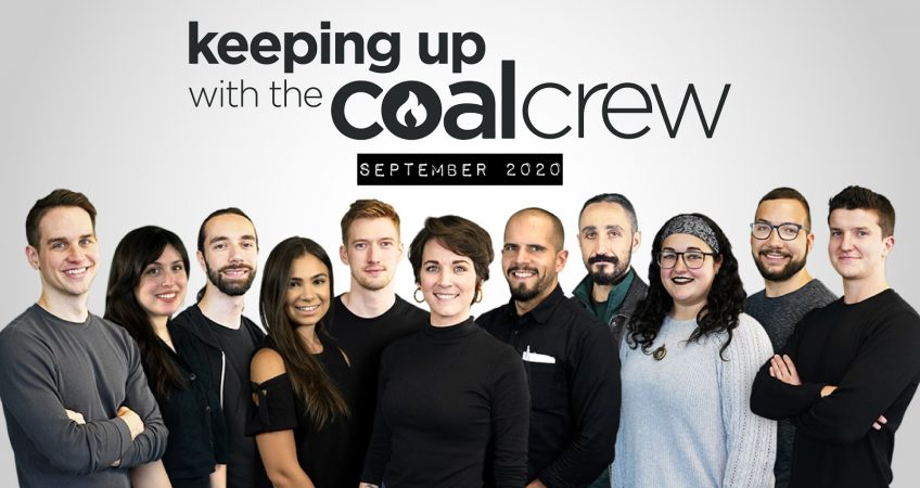 Keeping Up With The Coal Crew - September 2020