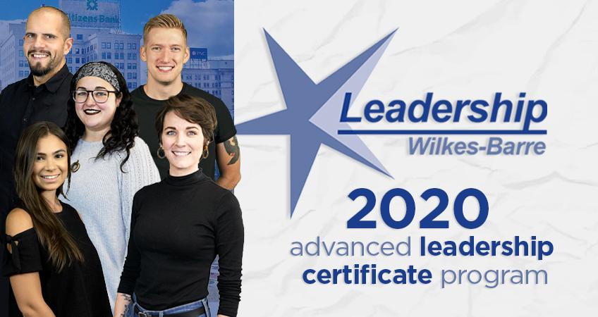Coal Creative - Leadership Wilkes-Barre 2020 Advanced Leadership Certificate Program