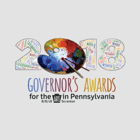 2018 PA Governor's Awards for the Arts